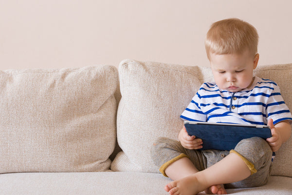 What Too Much Screen Time Means for Kids