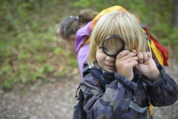 Nature Preschool: The Next Big Thing.
