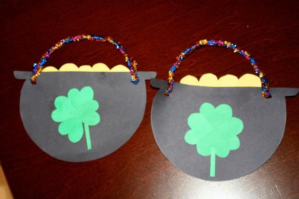 Craft Ideas For St. Patricks Day