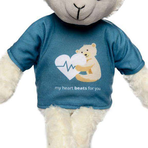 Blue Heart Beats Shirt