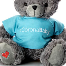 Load image into Gallery viewer, Blue #CoronaBaby Shirt