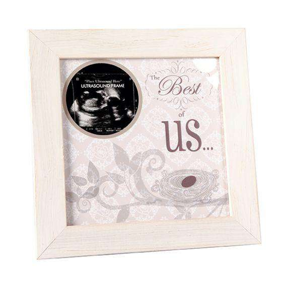 Best of Us Gender Reveal Frame