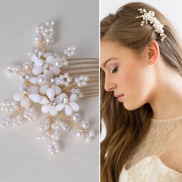 Bridal Hair Comb / Hair Piece