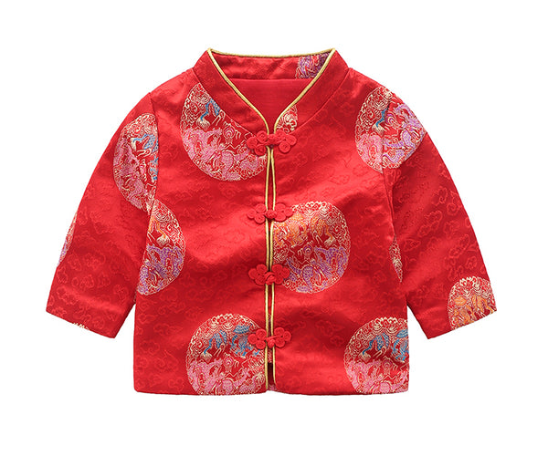 Chinese Traditional Changsan for Toddler Boy