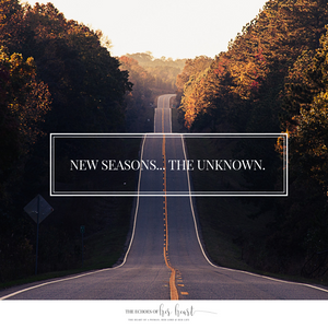 NEW SEASONS... THE UNKNOWN