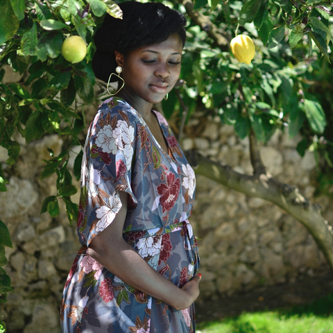The Echoes of Her Heart blog post- Cherishing the season of pregnancy