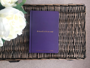 Journal- IIWWMS Dark Blue Journal