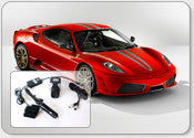 AiM ECU Bridge for SmartyCam for Ferrari F430 & F430 Scuderia