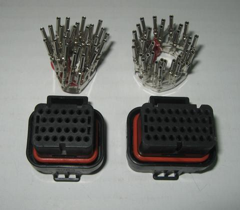 MoTeC M800 Series / PDM 15/30 / M130 Connector Kit