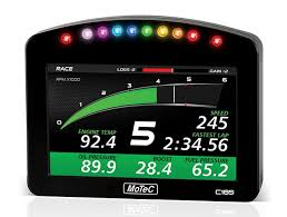 MoTeC C185 Colour Dash Logger