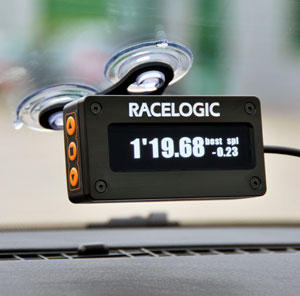 Racelogic OLED Display Plastic
