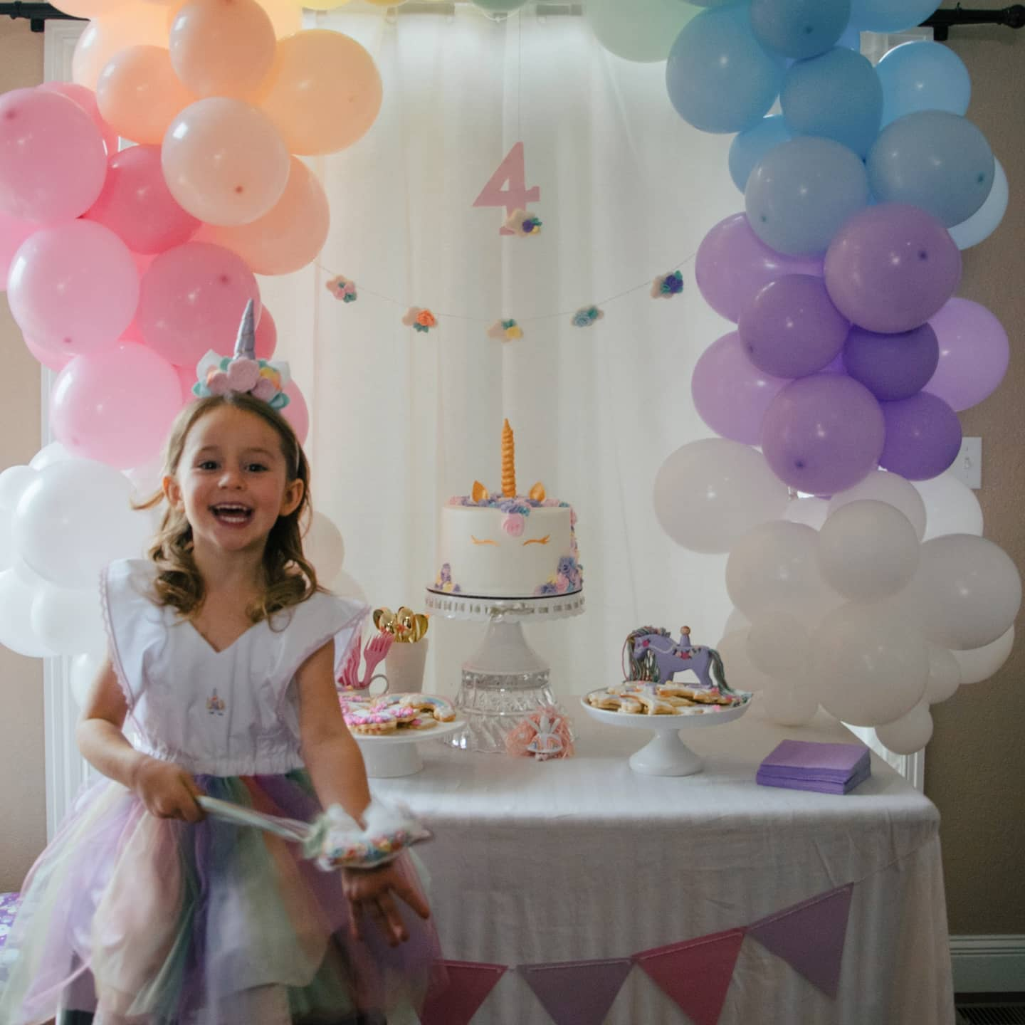 Birthday Party Package: Tier 4