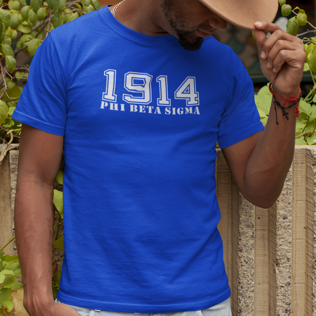 Sigma 1914 Royal T-shirt