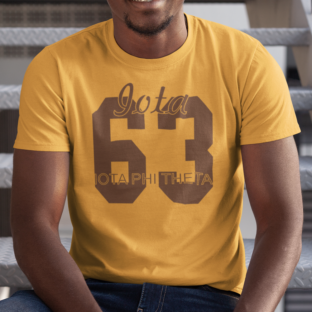 63 Gold T-shirt - Iota