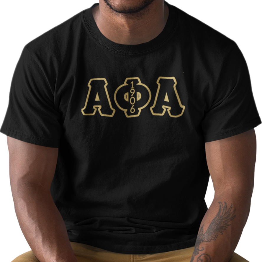 APA 1906 T-shirt - Alpha