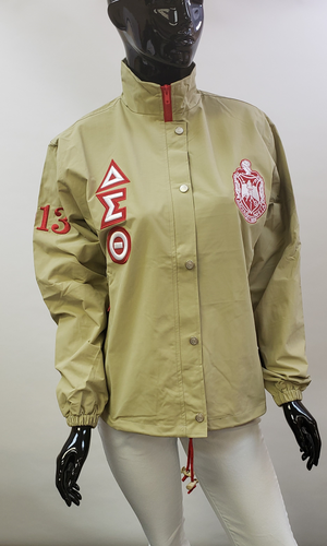 All Weather Jacket BD - Delta
