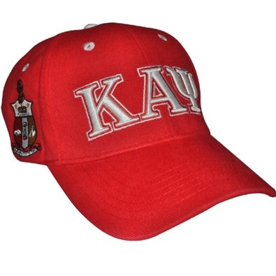 Embroidered with Right Shield Cap - Kappa