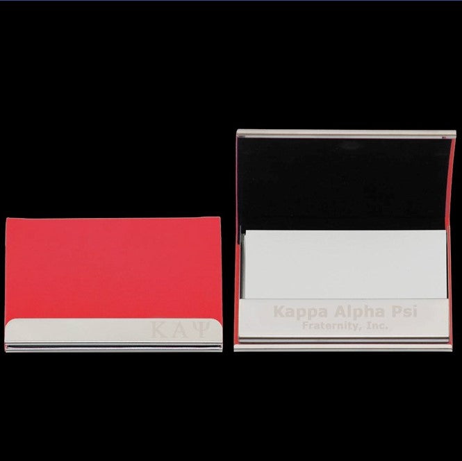 Business Card Holder - Kappa