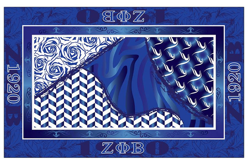 Zeta Fashion Scarf