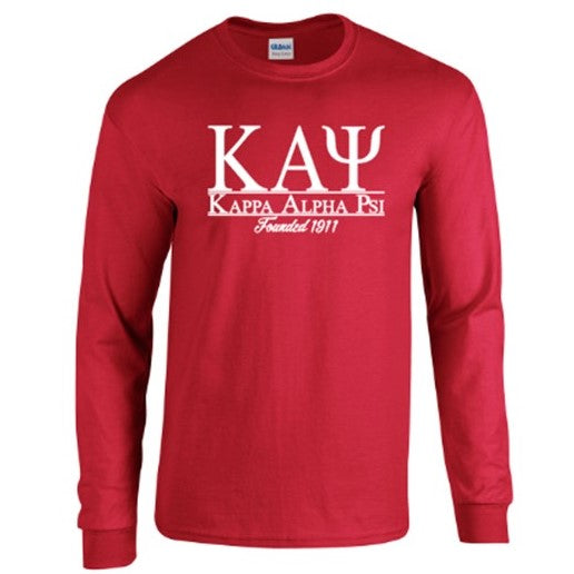 Kappa Long sleeves Founded T-shirt