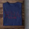 HNA with Script T-shirt