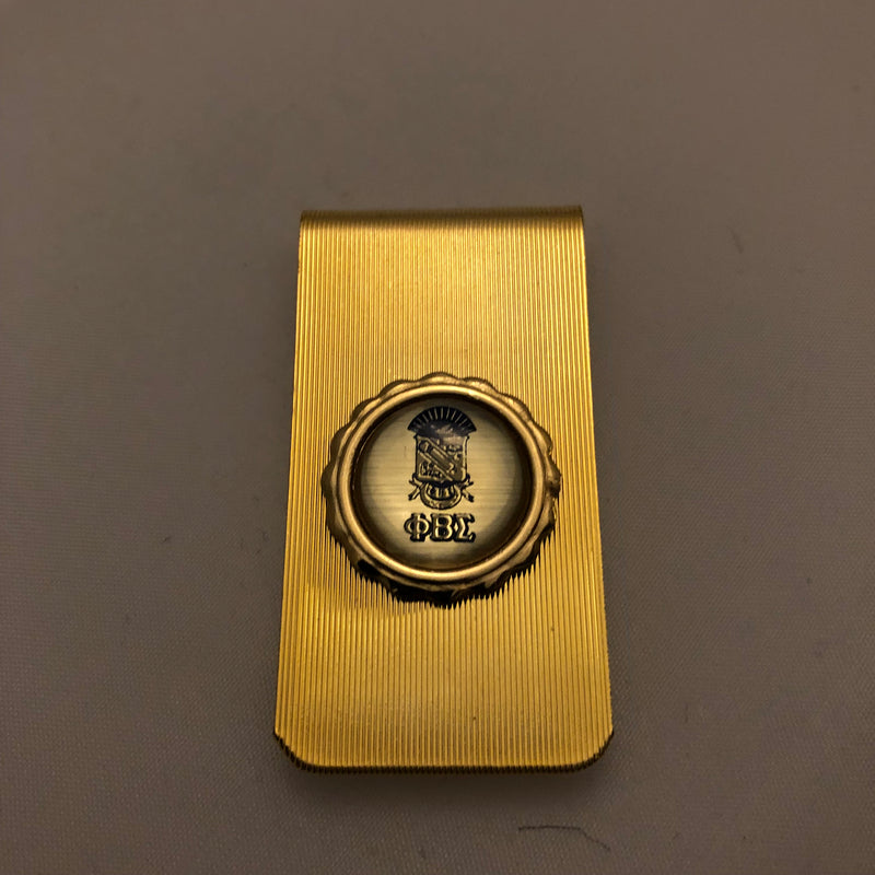 Sigma Gold Money Clip holder