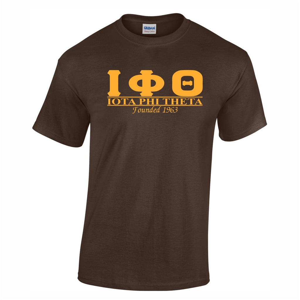 Founded 1963 T-shirt - Iota