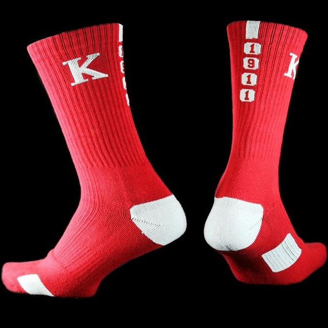 Athletic Crew Socks - Kappa