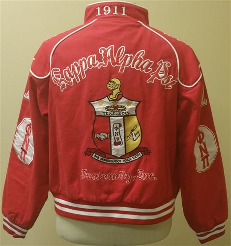Kappa Red Racing Jacket