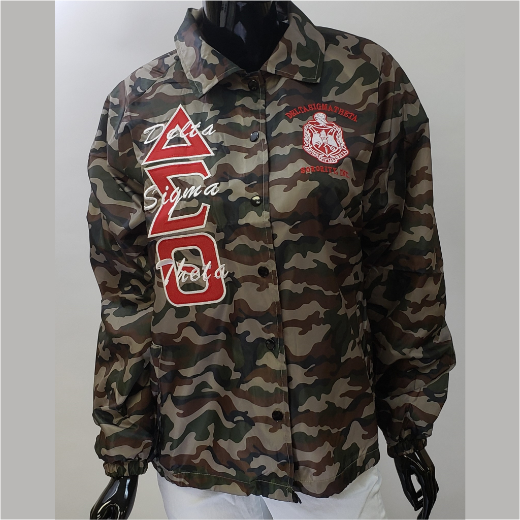 Camouflage Line Jackets - Delta