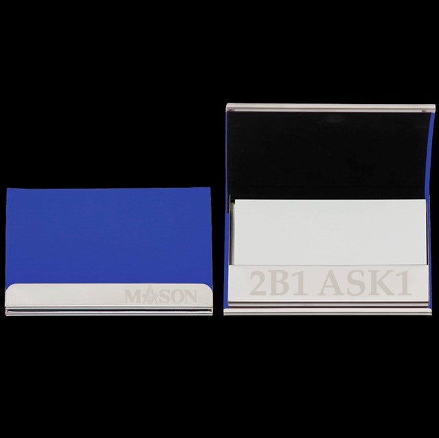 Business Card Holder - MASON