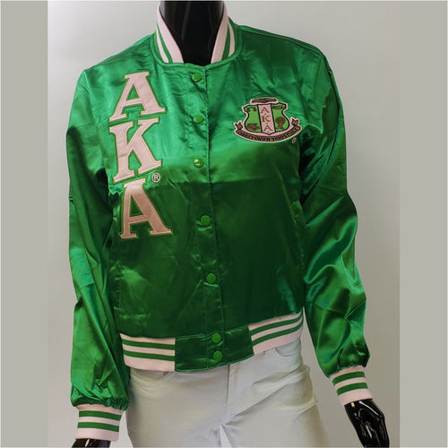 AKA Satin Jacket BD