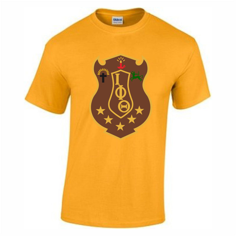 Iota Shield Gold T-shirt