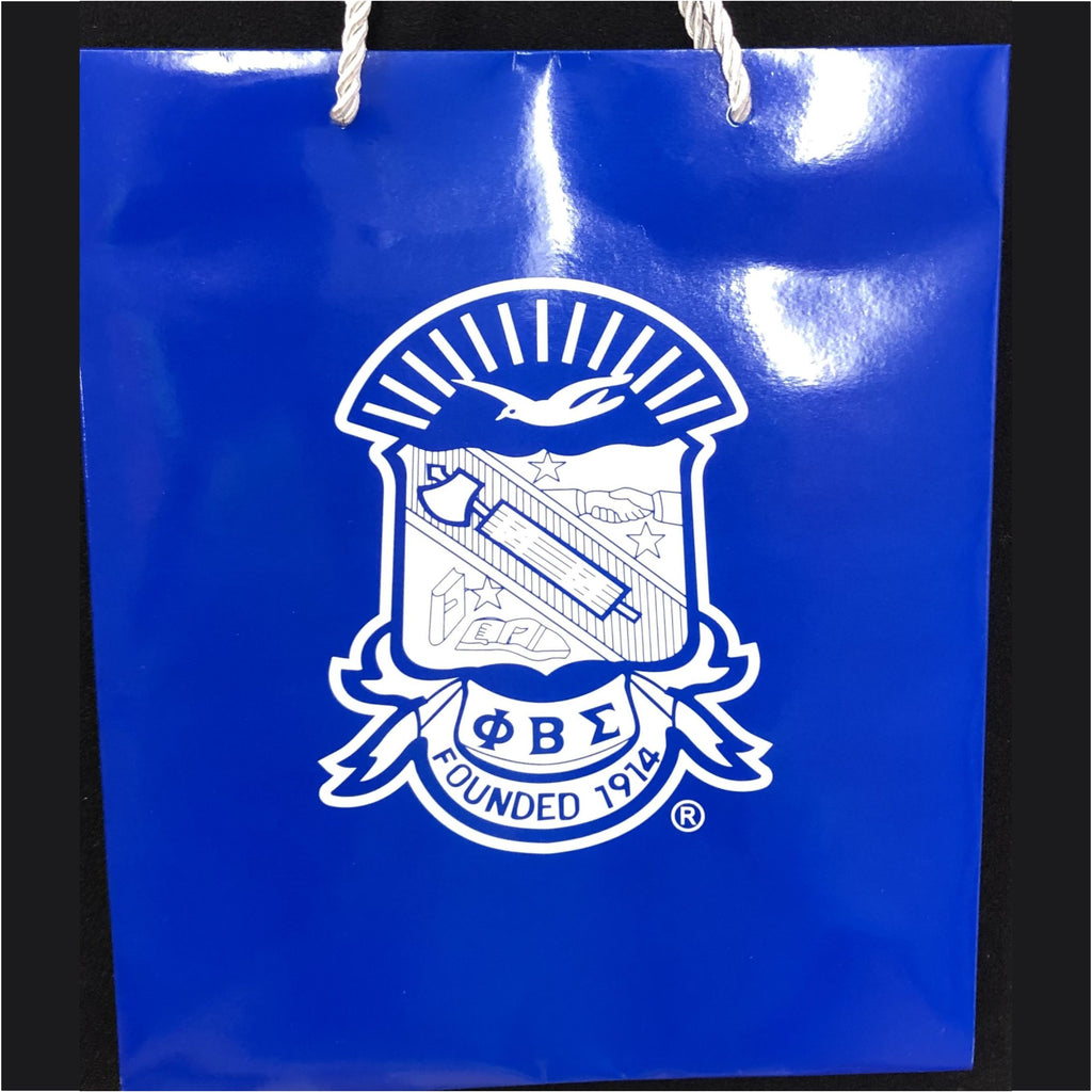 Sigma Big Shield Gift Bag