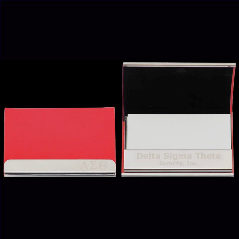 Business Card Holder - Delta