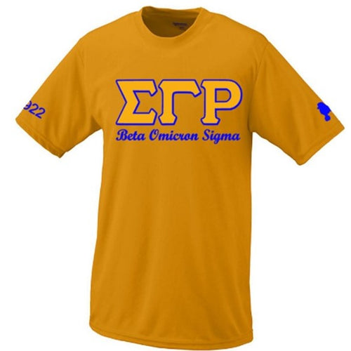 SGRho BOS Chapter T-shirt