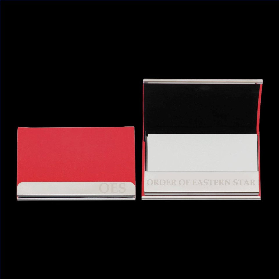 Business Card Holder - OES