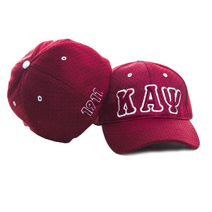 Kappa Embroidered  Flexfit Cap