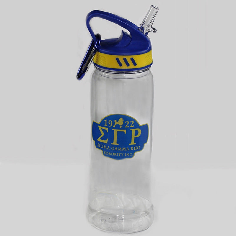 SGRho Clear Water Bottle