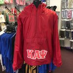Kappa Hooded Pullover Jacket D S