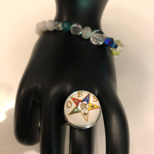 OES Bracelet and Ring Set