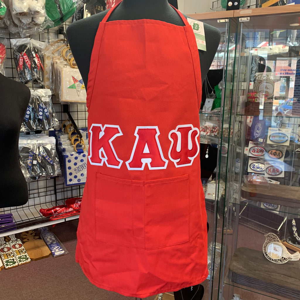 Kappa Apron with Pockets
