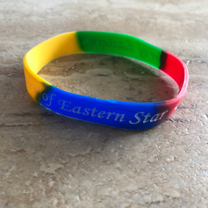 Silicone Tie Dye Band - OES