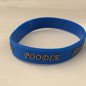 SGRho Silicone Embossed Band