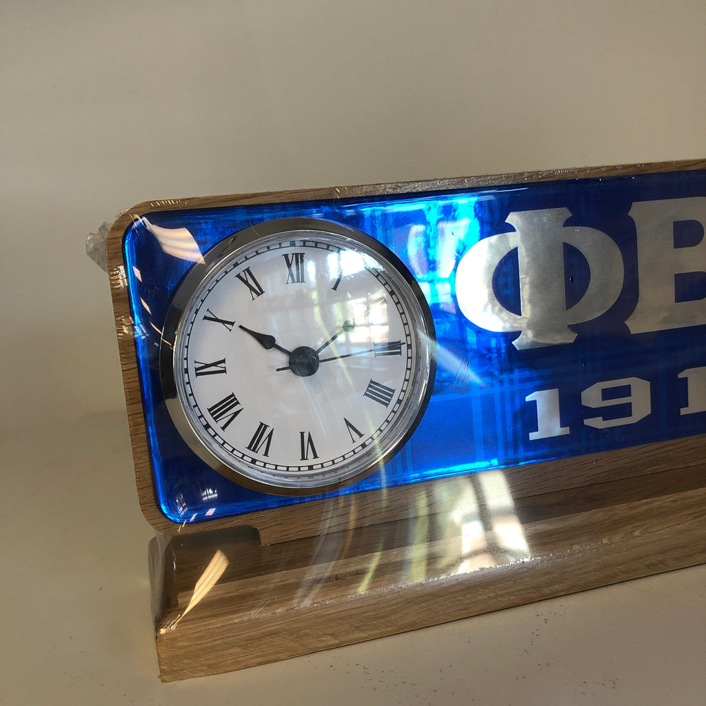 Sigma Desk Top Clock