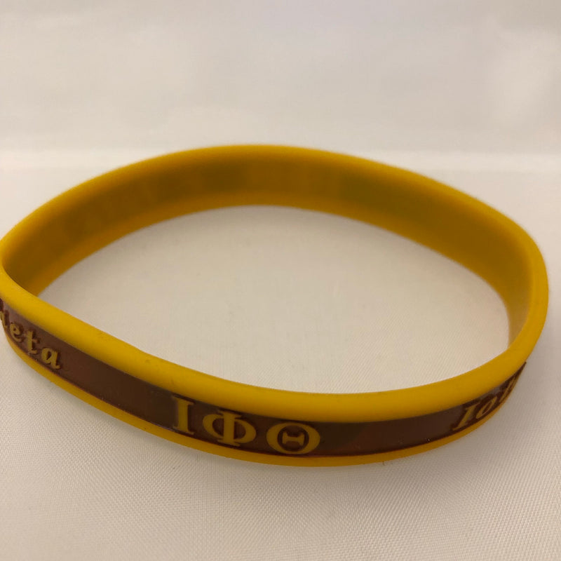 Iota Silicone Solid Color Edge Band