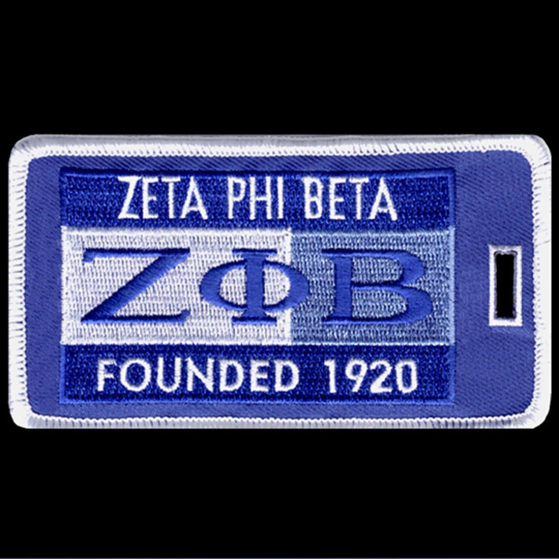 Zeta Luggage Tag
