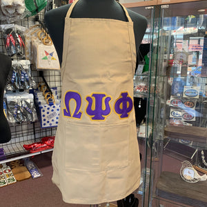 Omega Apron with Pockets