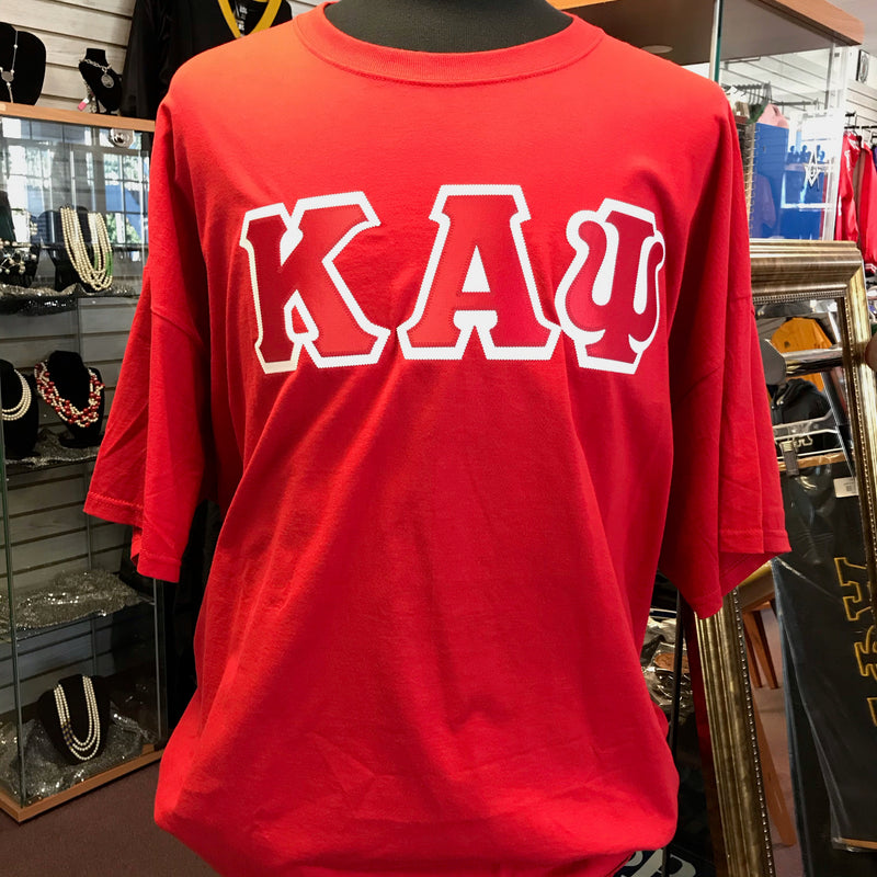 Kappa Embroidered Short sleeves Letters T-shirt DS