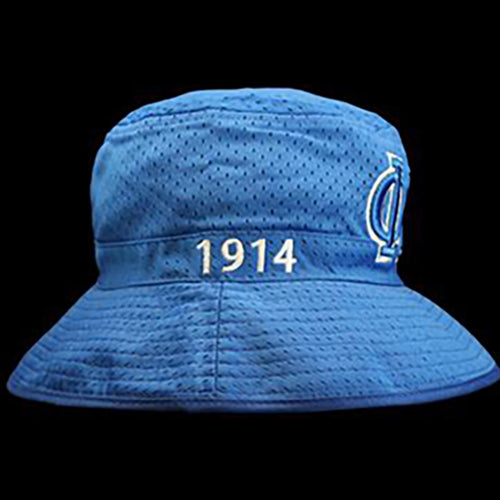 Sigma Bucket Hat Blue